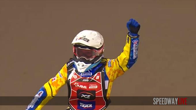 SGP Bartosz Zmarzlik nyerte a 3.fordulót