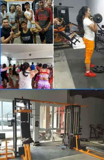 gym khusus perempuan di bogor