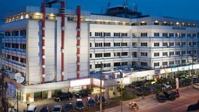 Imbas Corona, Garuda Plaza Medan Hotel Tutup Sementara Per 1 April