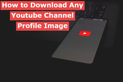 How to Download Any Youtube Channel Profile Image