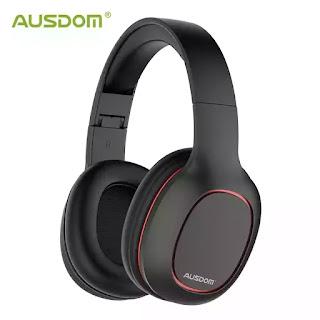 Auscultadores Ausdom M09 Bluetooth