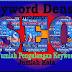 Keyword Density, Cara Cek, Manfaat dan Trik Mengoptimalkannya
