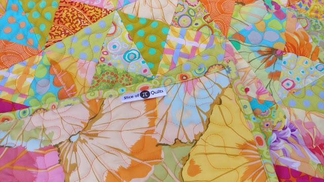Satin quilt label by EverEmblem