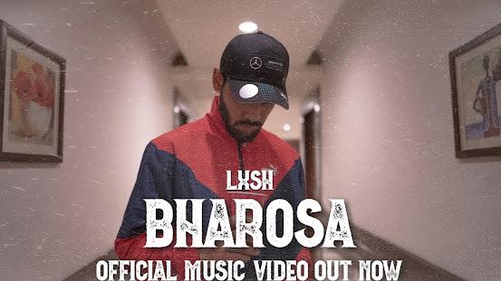 LXSH - Bharosa Song Lyrics (Prod. By LXSH) |Hindi Rap 2021| Lyrics Planet