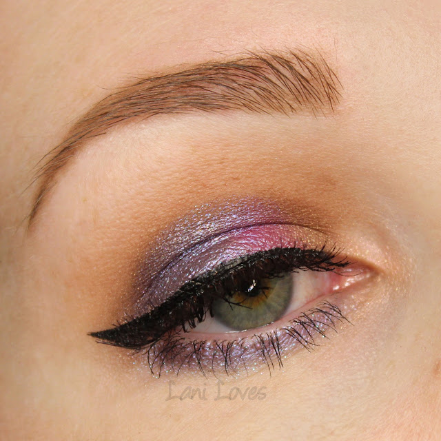 Notoriously Morbid Head Key eyeshadow swatches & review