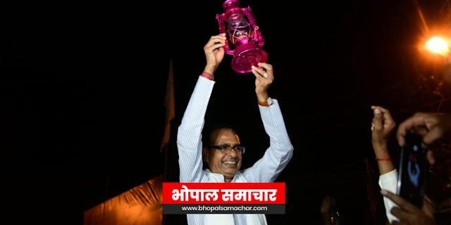 भोपाल का चुनाव साधु और शैतान की लड़ाई है: शिवराज सिंह चौहान   BHOPAL CHUNAV SAMACHAR