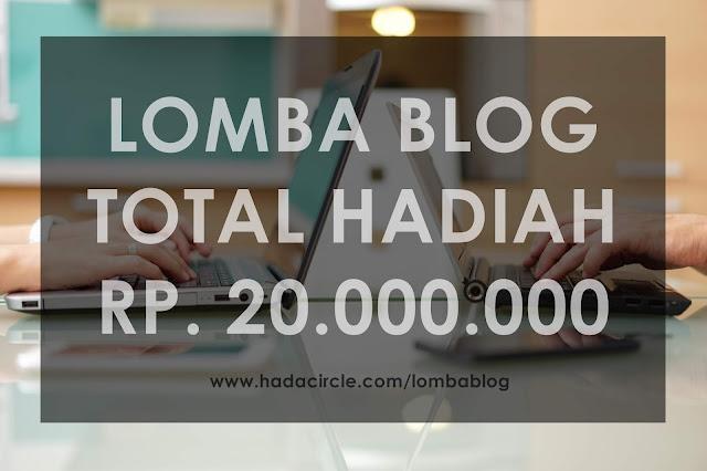 Lomba Blog DomaiNesia - Total Hadiah 20 Juta