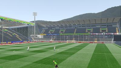 PES 2019 Stadium Schwarzwald-Stadion by Gavi83