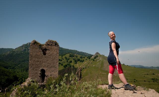 Trascăului Fortress, Romania