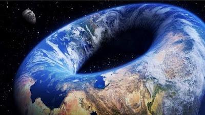 4 Penampakan Aneh Yang berhasil ditangkap Google Earth