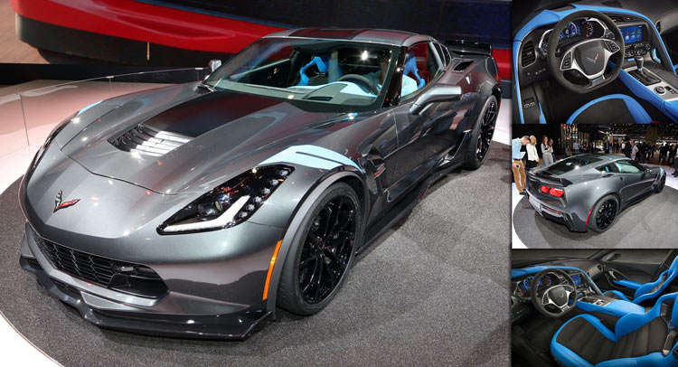 new 2017 corvette grand sport brings zo6 goodies to stingray for 66 445. Black Bedroom Furniture Sets. Home Design Ideas