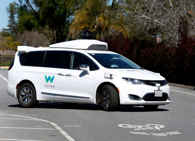 Waymo applies for no-driver testing in California