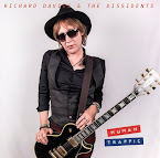RICHARD DAVIES & THE DISSIDENTS - Human traffic (Álbum)