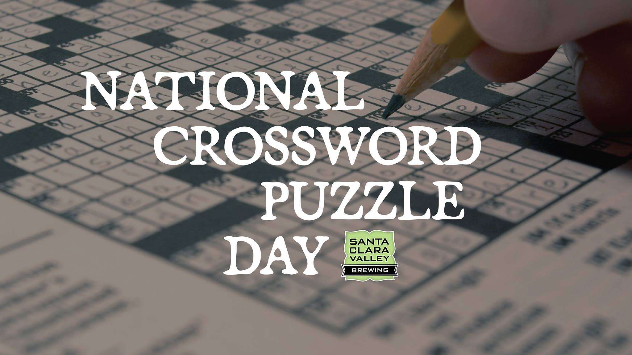 National Crossword Puzzle Day Wishes pics free download