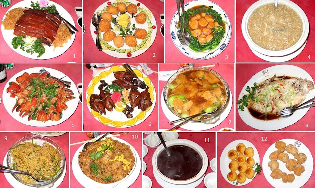 chinese wedding food in london