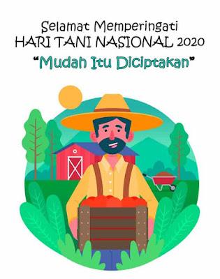 hari tani nasional 2020