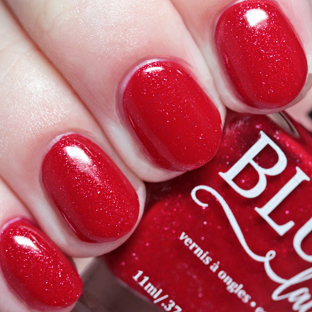 Blush Lacquers Ruby Rose
