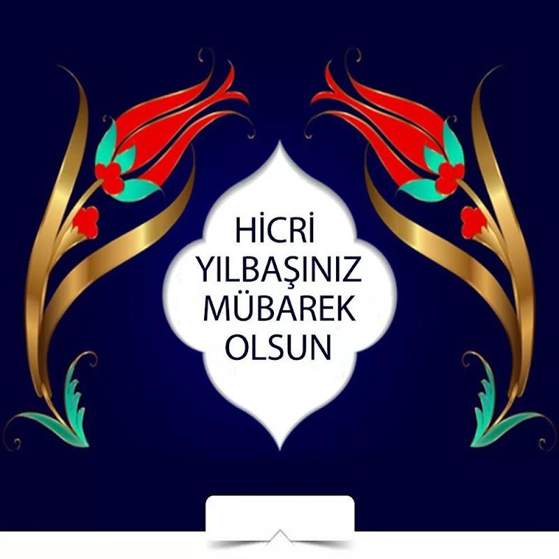 Hicri Yılbaşı Kutlu Olsun Resimli Tebrik Kartları
