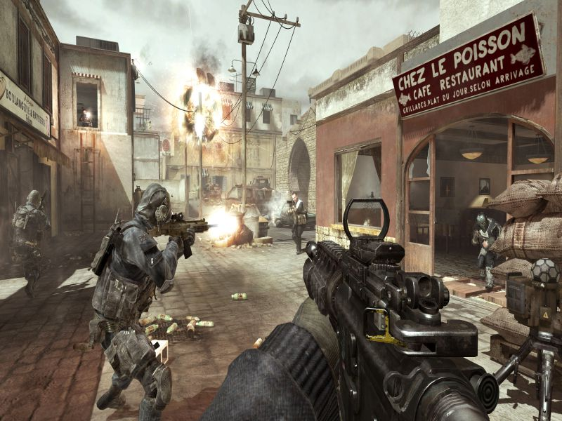 Call of Duty Modern Warfare 3 Highly Compressed Free Download