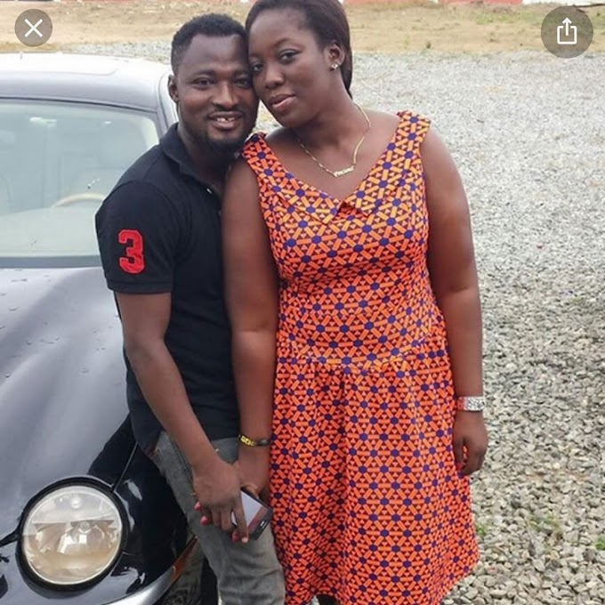 Funny Face pens emotional letter to ex-wife