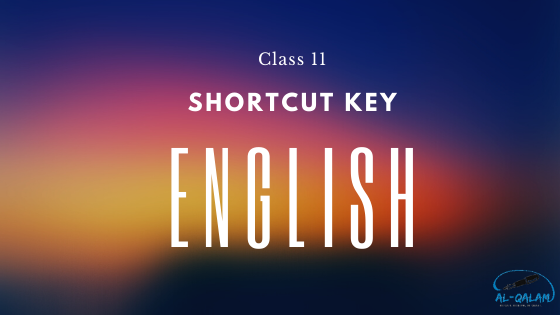 English-notes-for-class-11