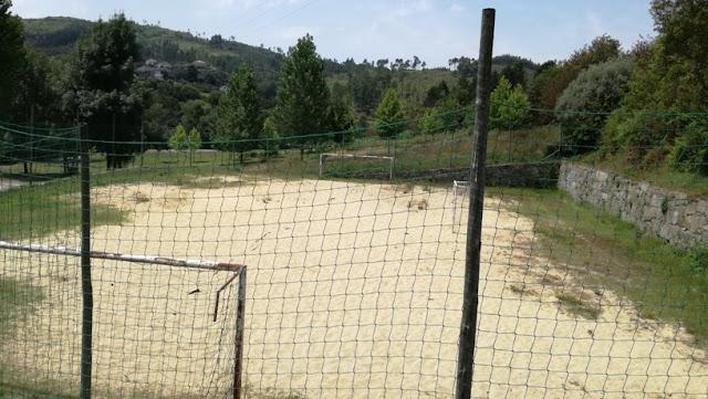 Campo de Futebol da GDR Folgosa