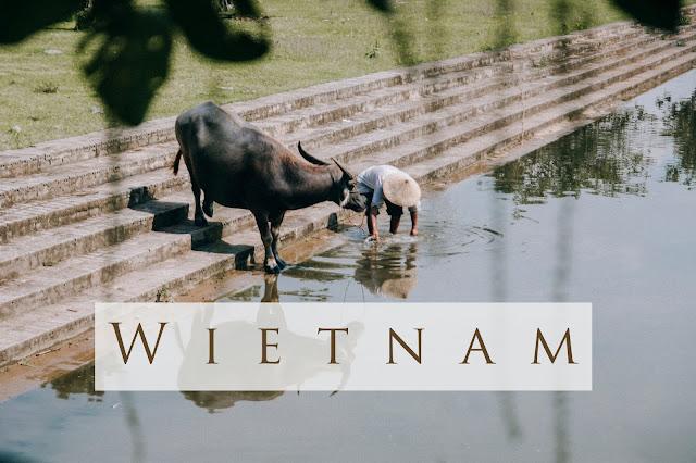 Wietnam, czyli kraj pięknych widoków, arcy-smacznej kawy i tysięcy skuterów