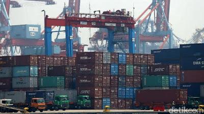 Top! Neraca Dagang RI Surplus Lagi, Juni Capai US$ 1,32 Miliar