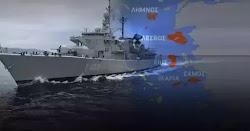 Το ΠΝ απαγόρευσε όλη τη νναυσιπλοΐα από την Λέσβο μέχρι την Χίο, σύμφωνα με NAVTEX  που εξέδωσε η Ελλάδα ως μέσο προστασίας των συνόρων από...