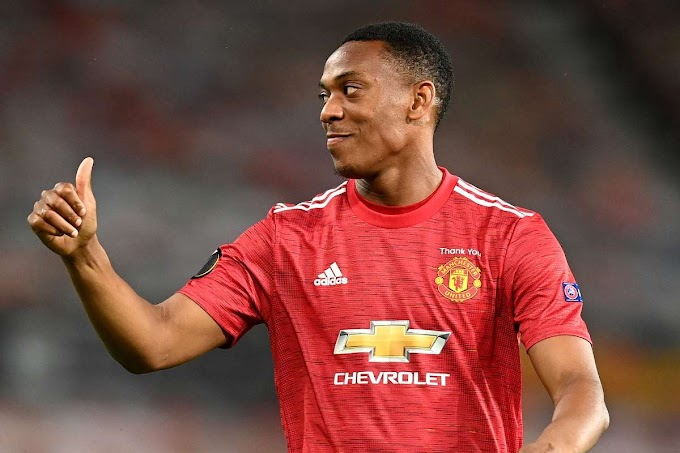 Anthony Martial gets called up to France squad for the first time since 2018