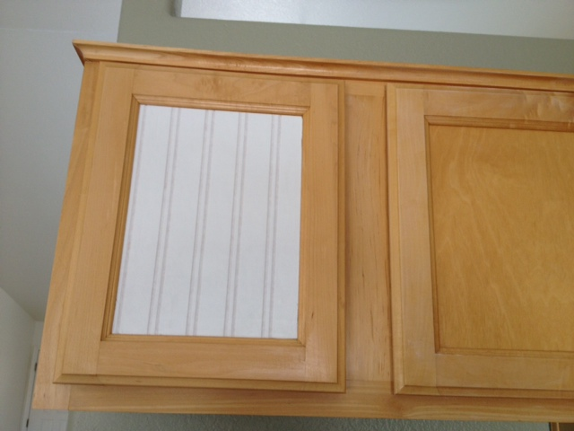 weathered or not kitchen cabinet makeover tutorial installing beadboard on cabinet doors   functionalities net  rh   functionalities net