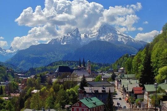 Berchtesgaden, Jerman