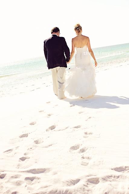 Murfreesboro Wedding Photography: Bubba And Teena's Destination Beach Wedding, Murfreesboro