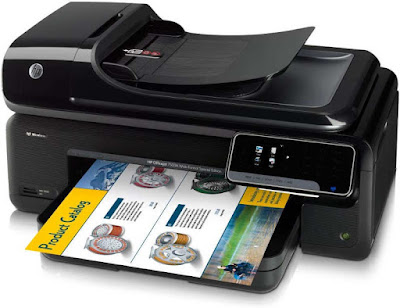 HP Officejet 7500Aドライバー