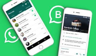 dua whatsapp dalam satu ponsel menggunakan whatsapp business