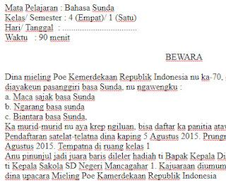Soal-UAS-UKK-Bahasa-Sunda-Kelas-4-SD-Semester-1
