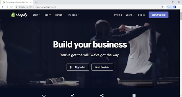 Shopify (https://www.shopify.co.id/)
