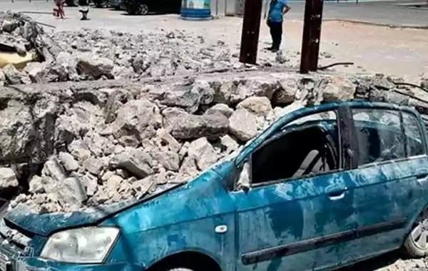 خبر عاجل | زلزال يضرب اليونان ضرب قوية 6.2
