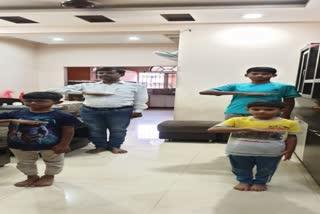 bjp-join-rss-shakha-jamshedpur