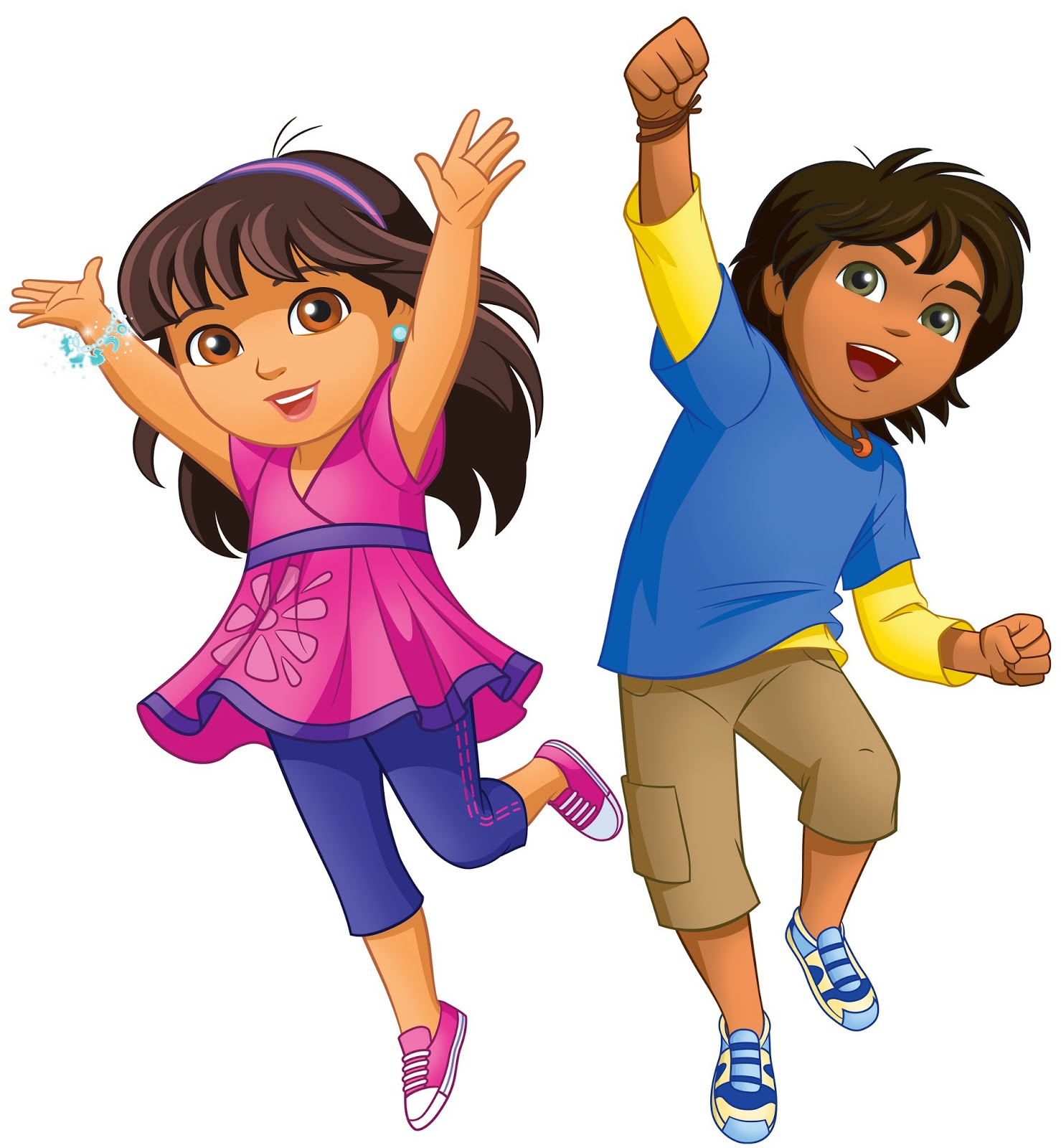 """NickALive!: Nick Jr. Asia To Premiere """"Dora and Friends ..."""