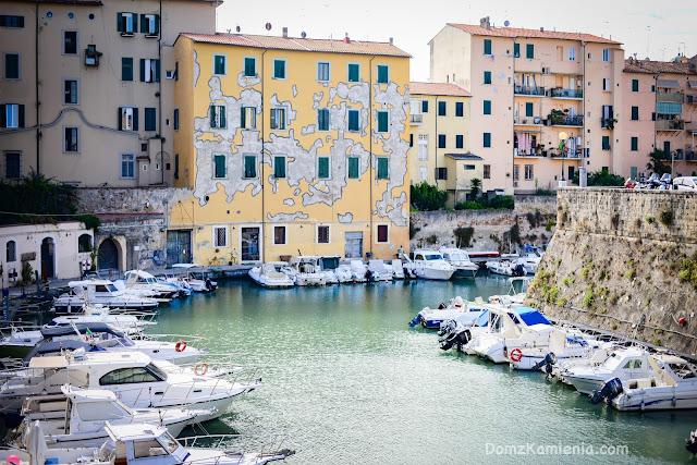 Livorno - co zobaczyć - główne zabytki