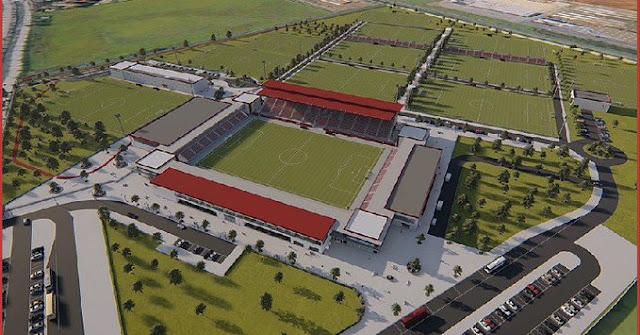nueva Ciudad Deportiva del Sevilla FC