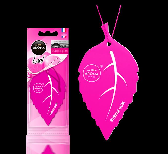 Lá thơm Leaf Aroma – Bubble Gum