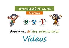 PROBLEMAS DE DOS OPERACIONES