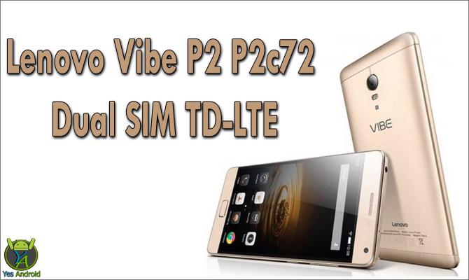 Lenovo Vibe P2 P2c72 Dual SIM TD-LTE Full Specs Datasheet