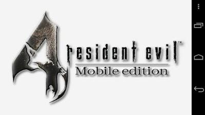 Resident Evil 4 v1.0.0 Mod Apk+Data Terbaru
