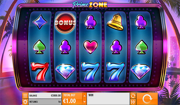 Main Slot Gratis Indonesia - Prime Zone (Quickspin)
