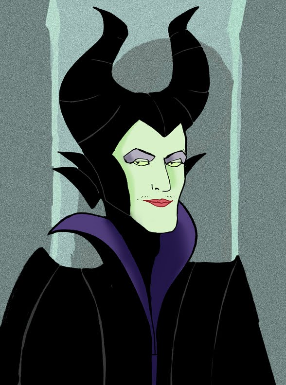 DRAWBRIDGE: Sleeping Beauty: Maleficent