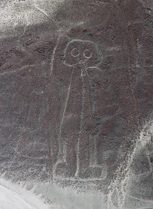 Ancient Alien Astronauts Peru - Pics about space