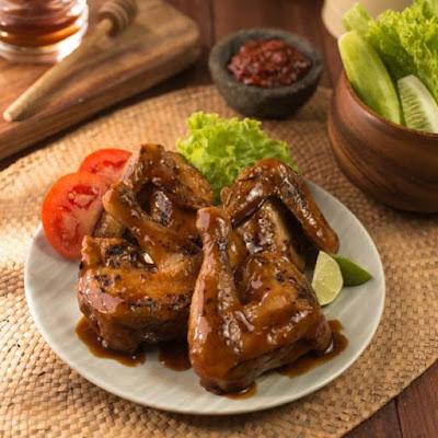 Resep Olahan Ayam - Ayam Madu Kampung